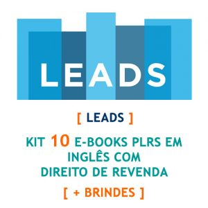 e-books leads