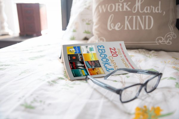 capas ebooks psd word