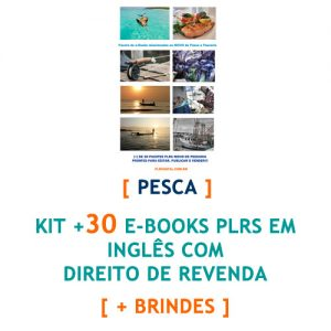 kit 36 ebooks pesca pescaria