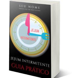 ebook plr jejum intermitente em português